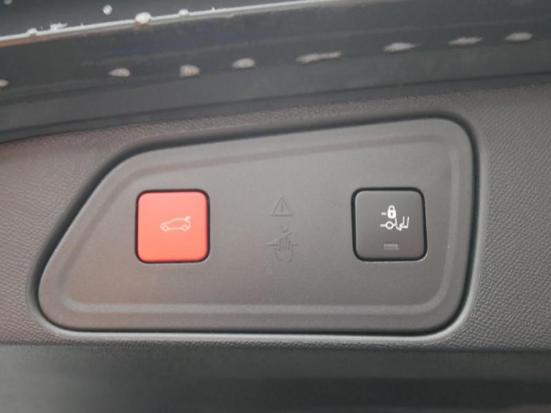 Peugeot 3008 PureTech 130 BV6 GT LINE Hayon Barres de Toit Gris occasion à Carcassonne - photo n°8