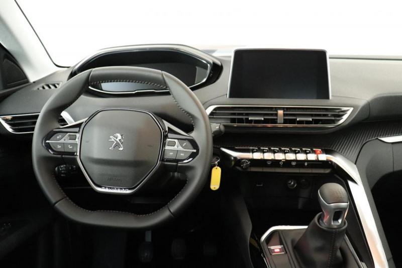 Peugeot 3008 Puretech 130ch S&S BVM6 Active Gris occasion à Vélizy-Villacoublay - photo n°5