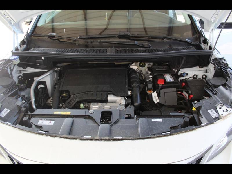 Peugeot 3008 Puretech 130ch S&S EAT8 Active Business Blanc occasion à Saint-Pierre-du-Mont - photo n°15