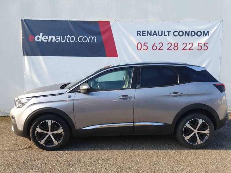 Peugeot 3008 Puretech 180ch S&S EAT8 Crossway Bleu occasion à Condom