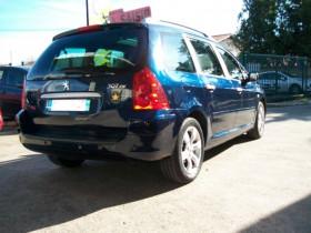 Peugeot 307 SW 1.6 HDi 110 Sport Pack Fap Bleu occasion à Toulouse - photo n°4