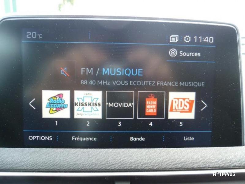 Peugeot 307 1.6 16v Griffe 5p Gris occasion à Mareuil-lès-Meaux - photo n°11