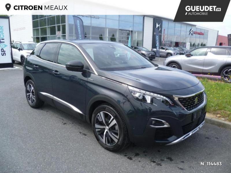 Peugeot 307 1.6 16v Griffe 5p Gris occasion à Mareuil-lès-Meaux