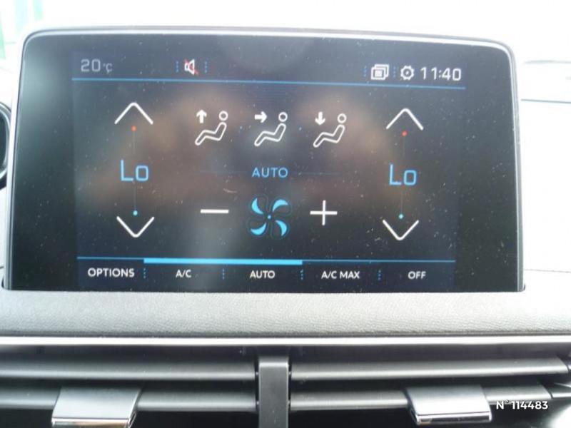 Peugeot 307 1.6 16v Griffe 5p Gris occasion à Mareuil-lès-Meaux - photo n°12