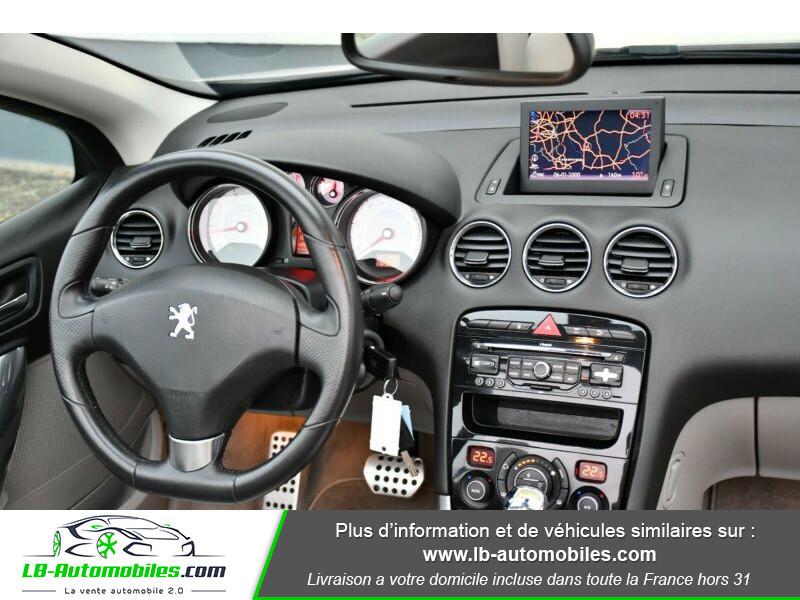 Peugeot 308 CC 1.6 THP 156ch A Marron occasion à Beaupuy - photo n°2