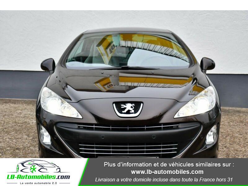 Peugeot 308 CC 1.6 THP 156ch A Marron occasion à Beaupuy - photo n°9