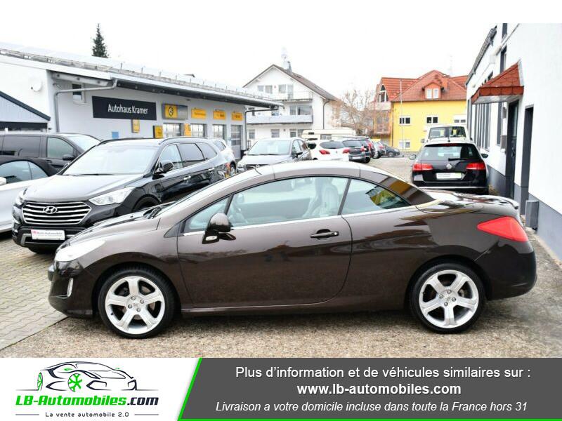 Peugeot 308 CC 1.6 THP 156ch A Marron occasion à Beaupuy - photo n°10