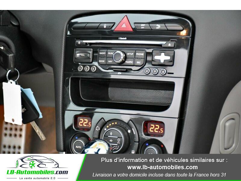 Peugeot 308 CC 1.6 THP 156ch A Marron occasion à Beaupuy - photo n°7