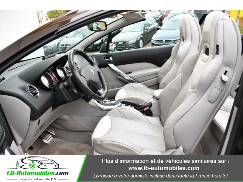 Peugeot 308 CC 1.6 THP 156ch A Marron occasion à Beaupuy - photo n°4