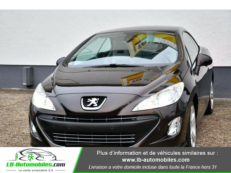 Peugeot 308 CC 1.6 THP 156ch A Marron occasion à Beaupuy