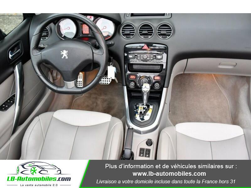 Peugeot 308 CC 1.6 THP 156ch A Marron occasion à Beaupuy - photo n°6