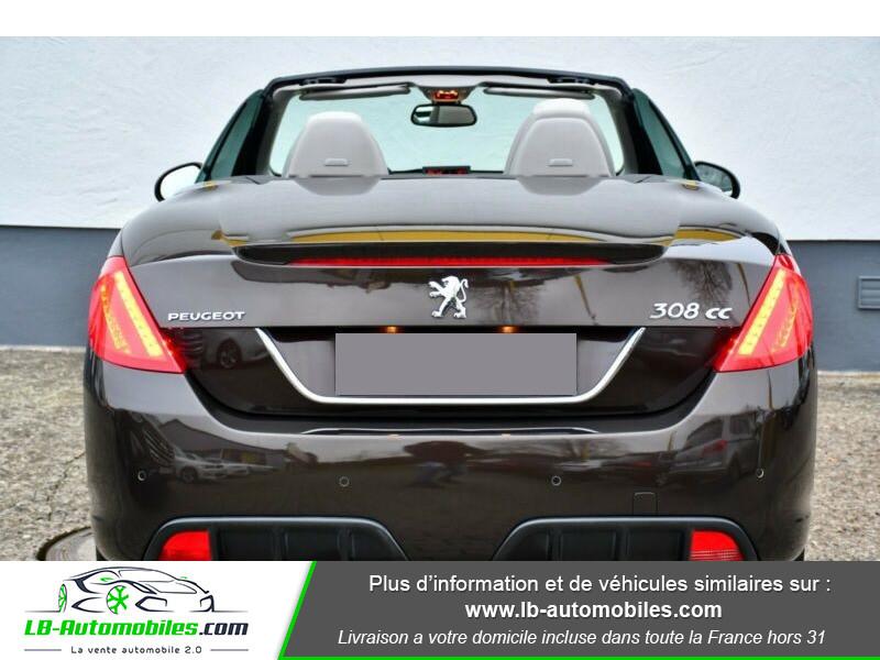Peugeot 308 CC 1.6 THP 156ch A Marron occasion à Beaupuy - photo n°12