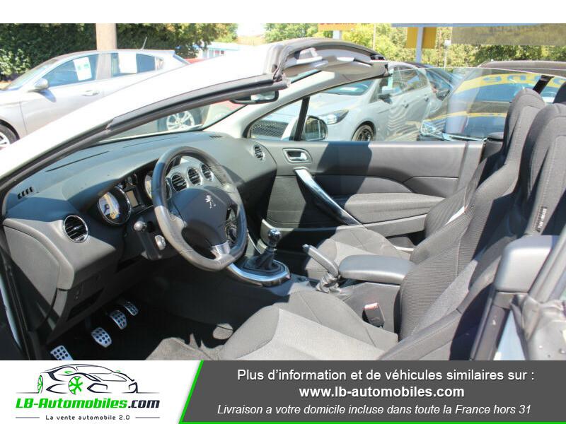 Peugeot 308 CC 1.6 THP 156ch Blanc occasion à Beaupuy - photo n°4