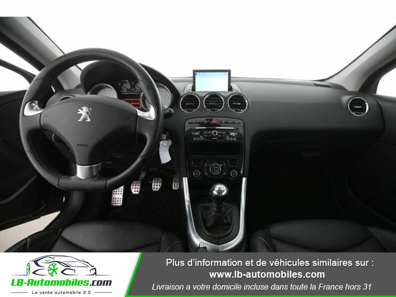 Peugeot 308 CC 1.6 THP 156ch Noir occasion à Beaupuy - photo n°2