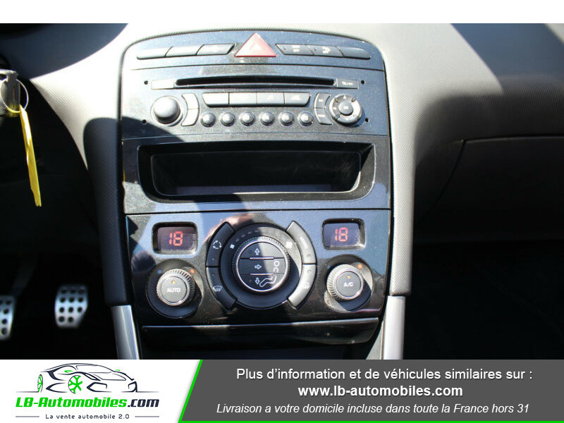 Peugeot 308 CC 1.6 THP 156ch Blanc occasion à Beaupuy - photo n°7