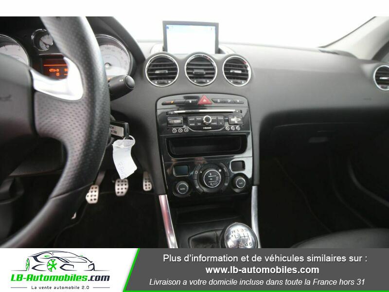 Peugeot 308 CC 1.6 THP 156ch Noir occasion à Beaupuy - photo n°8