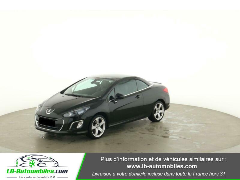 Peugeot 308 CC 1.6 THP 156ch Noir occasion à Beaupuy