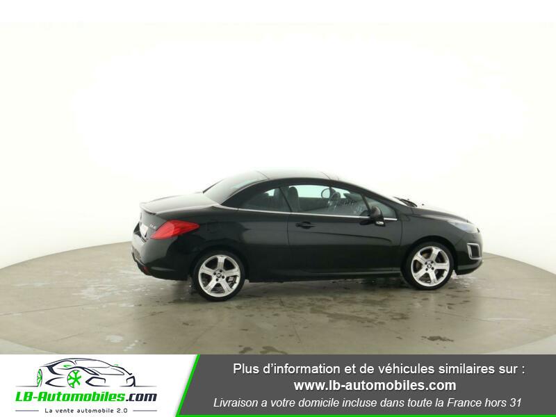 Peugeot 308 CC 1.6 THP 156ch Noir occasion à Beaupuy - photo n°5