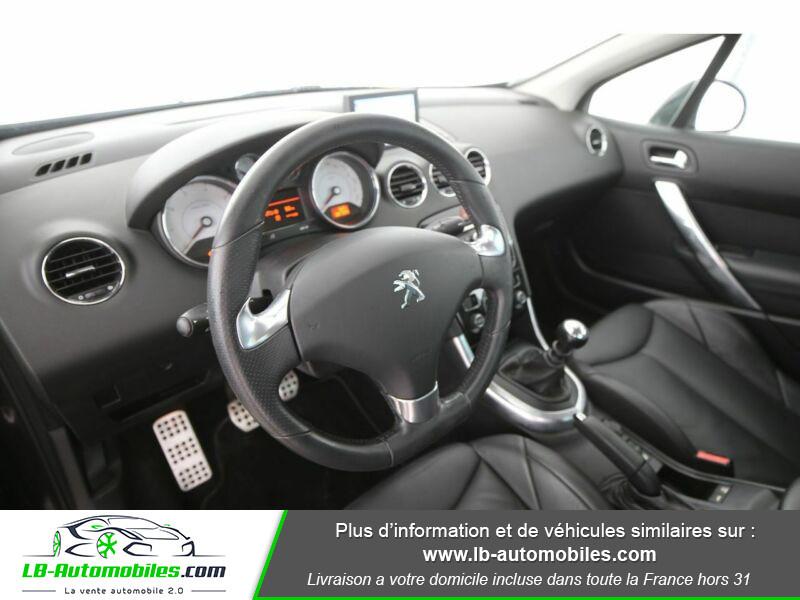 Peugeot 308 CC 1.6 THP 156ch Noir occasion à Beaupuy - photo n°7