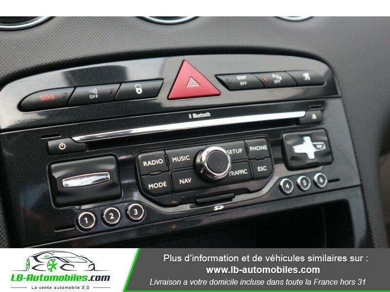 Peugeot 308 CC 1.6 THP 16V 156ch / Féline Marron occasion à Beaupuy - photo n°8