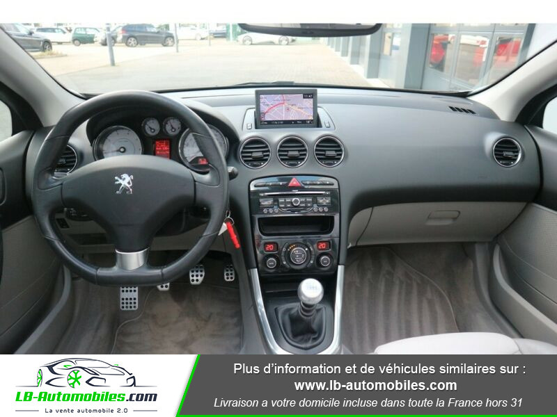 Peugeot 308 CC 1.6 THP 16V 156ch / Féline Marron occasion à Beaupuy - photo n°2