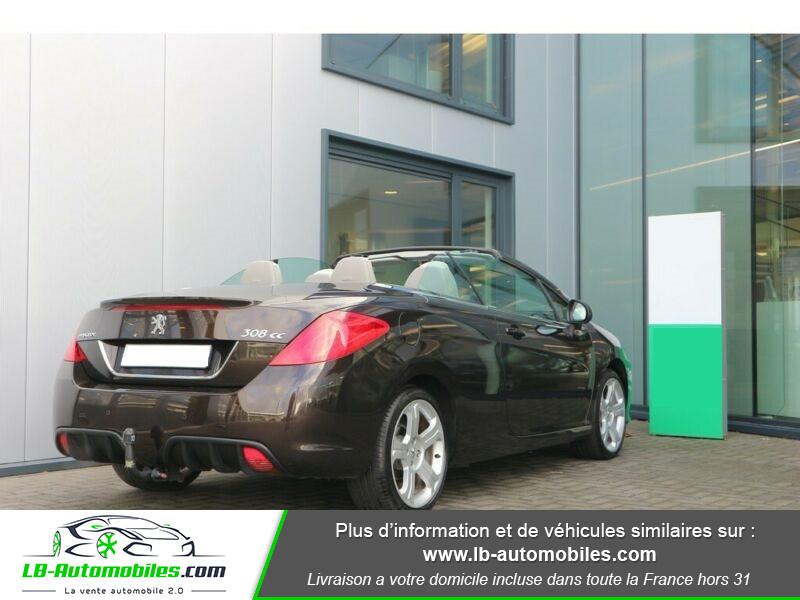 Peugeot 308 CC 1.6 THP 16V 156ch / Féline Marron occasion à Beaupuy - photo n°3