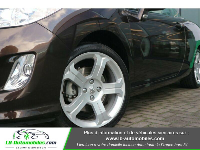 Peugeot 308 CC 1.6 THP 16V 156ch / Féline Marron occasion à Beaupuy - photo n°10