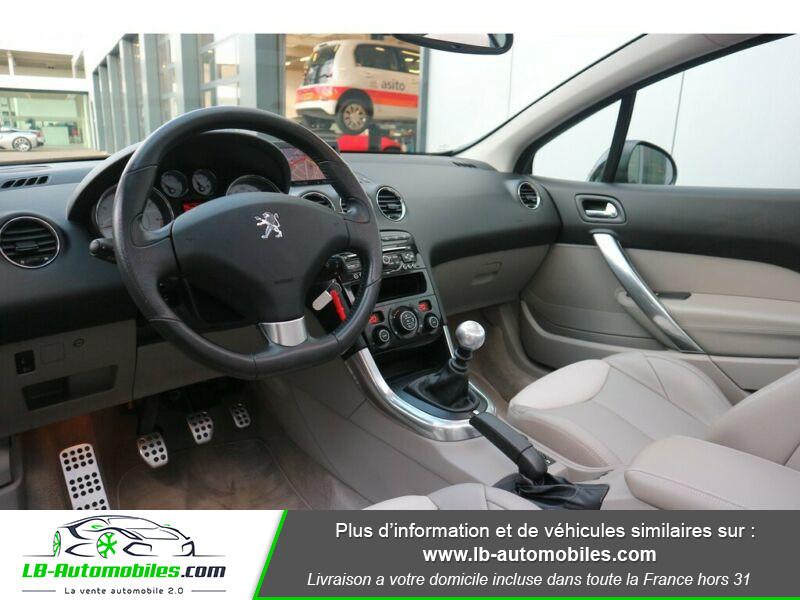 Peugeot 308 CC 1.6 THP 16V 156ch / Féline Marron occasion à Beaupuy - photo n°4