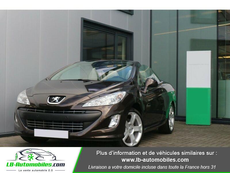 Peugeot 308 CC 1.6 THP 16V 156ch / Féline Marron occasion à Beaupuy