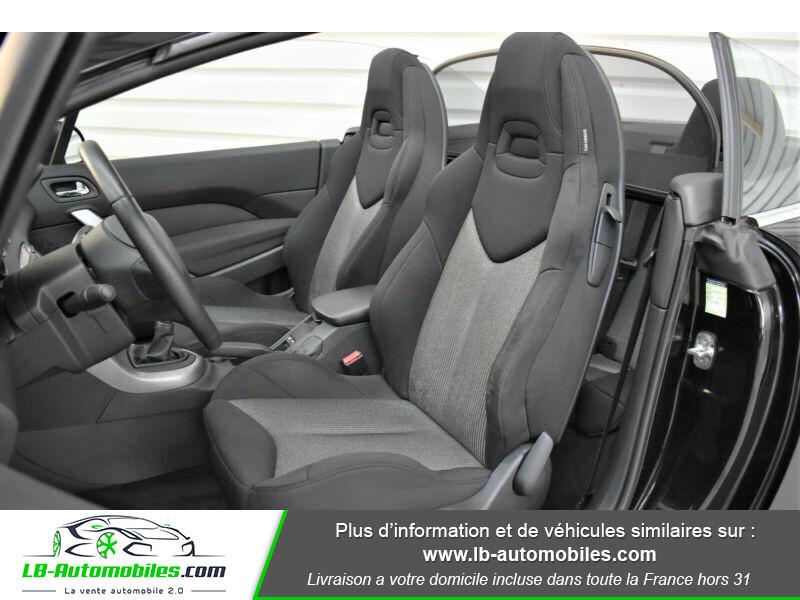 Peugeot 308 CC 1.6 VTi 120ch Noir occasion à Beaupuy - photo n°4