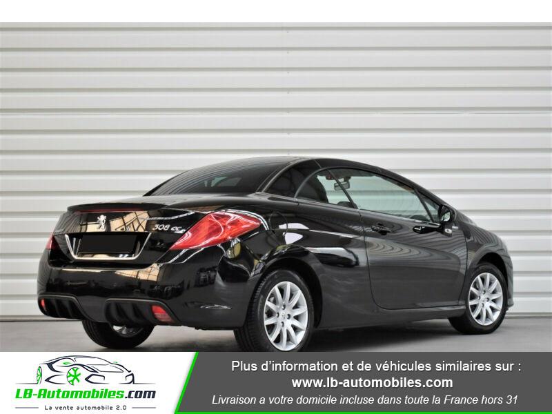 Peugeot 308 CC 1.6 VTi 120ch Noir occasion à Beaupuy - photo n°3