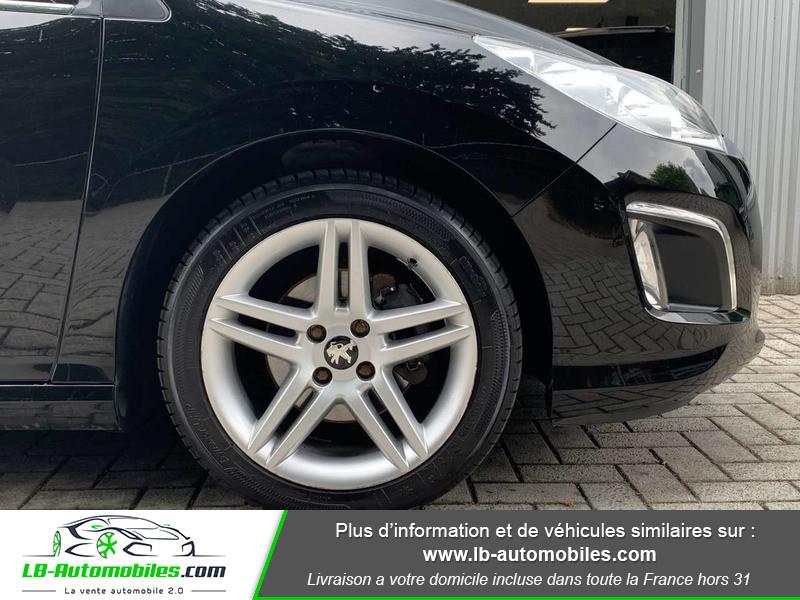 Peugeot 308 CC 1.6 VTi 120ch Noir occasion à Beaupuy - photo n°9