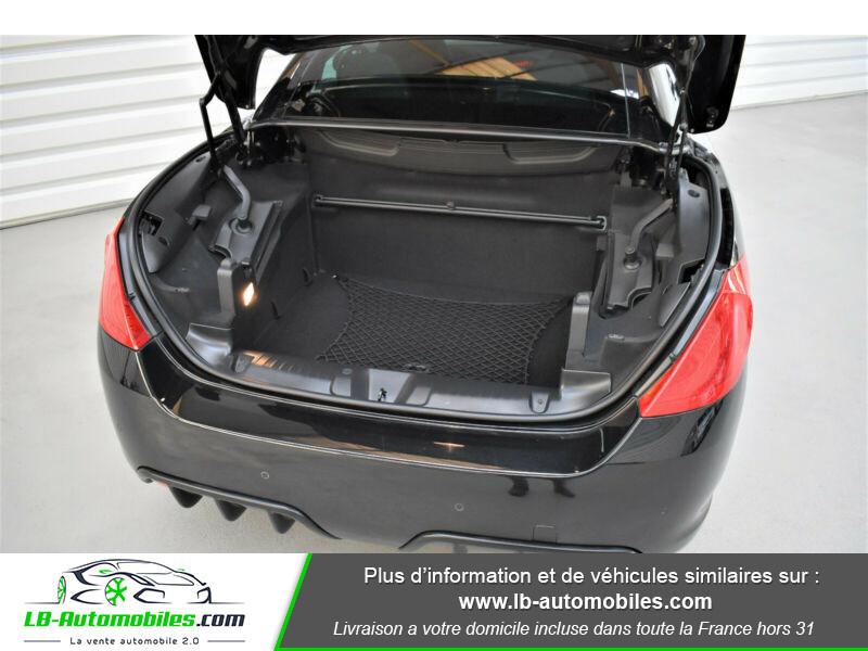 Peugeot 308 CC 1.6 VTi 120ch Noir occasion à Beaupuy - photo n°10