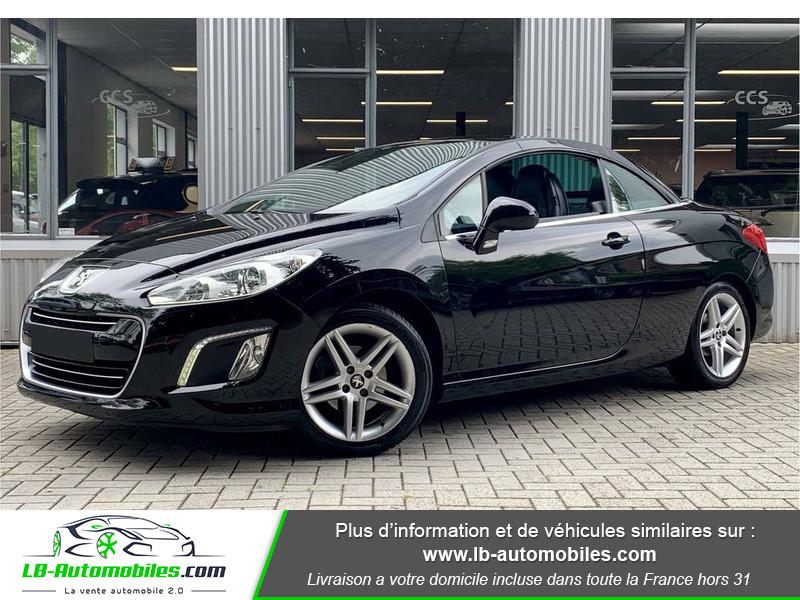 Peugeot 308 CC 1.6 VTi 120ch Noir occasion à Beaupuy
