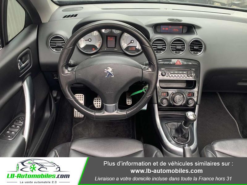 Peugeot 308 CC 1.6 VTi 120ch Noir occasion à Beaupuy - photo n°2