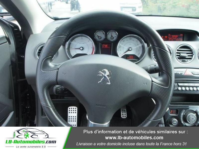 Peugeot 308 CC 2.0 HDi 163ch FAP Noir occasion à Beaupuy - photo n°2