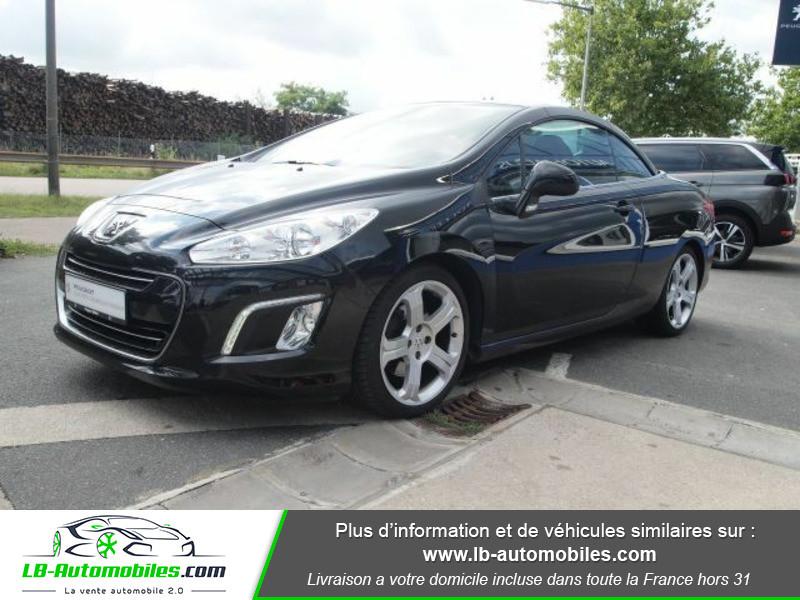 Peugeot 308 CC 2.0 HDi 163ch FAP Noir occasion à Beaupuy