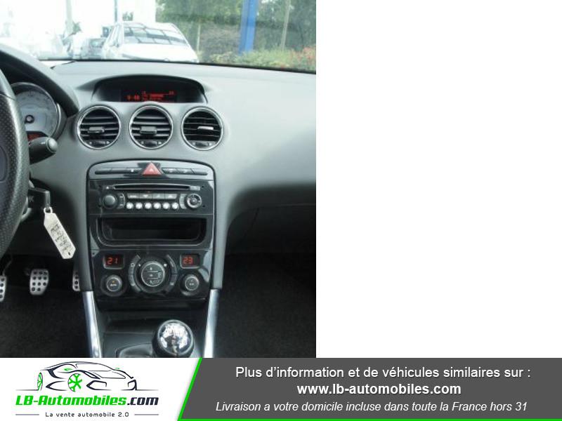 Peugeot 308 CC 2.0 HDi 163ch FAP Noir occasion à Beaupuy - photo n°7
