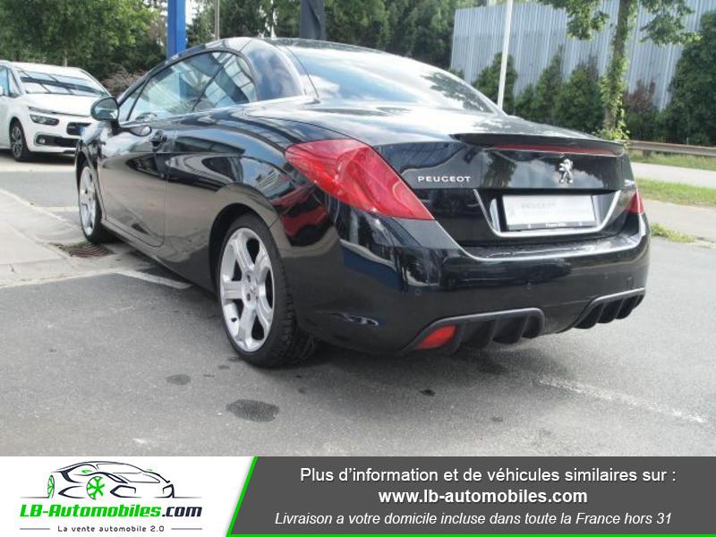 Peugeot 308 CC 2.0 HDi 163ch FAP Noir occasion à Beaupuy - photo n°9