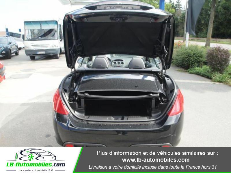 Peugeot 308 CC 2.0 HDi 163ch FAP Noir occasion à Beaupuy - photo n°12