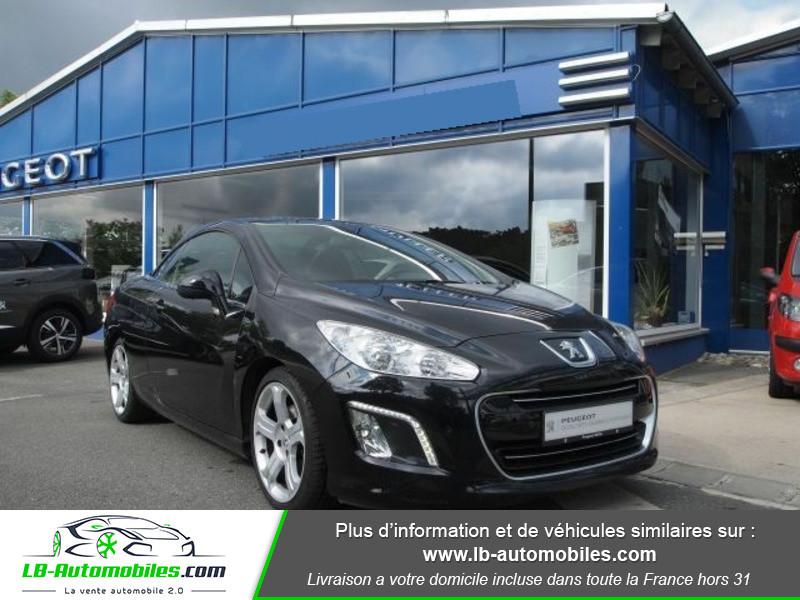 Peugeot 308 CC 2.0 HDi 163ch FAP Noir occasion à Beaupuy - photo n°8