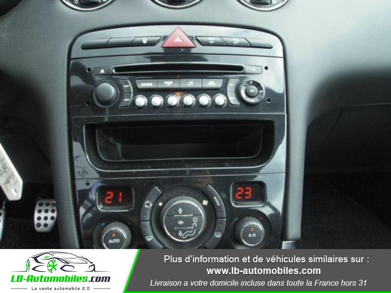 Peugeot 308 CC 2.0 HDi 163ch FAP Noir occasion à Beaupuy - photo n°6