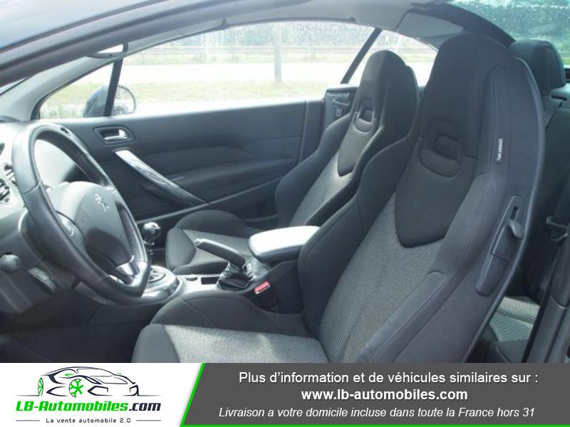 Peugeot 308 CC 2.0 HDi 163ch FAP Noir occasion à Beaupuy - photo n°4