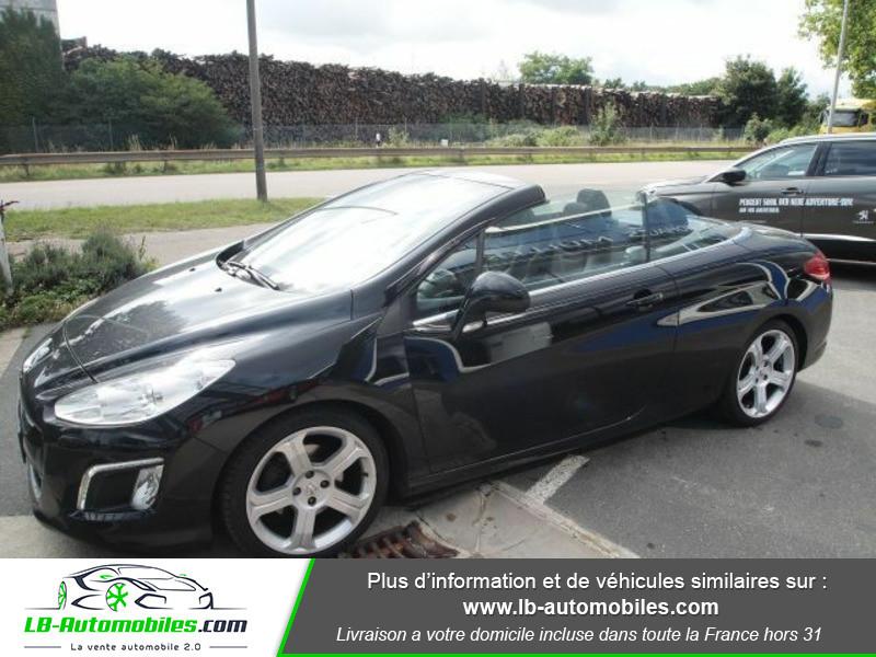 Peugeot 308 CC 2.0 HDi 163ch FAP Noir occasion à Beaupuy - photo n°10