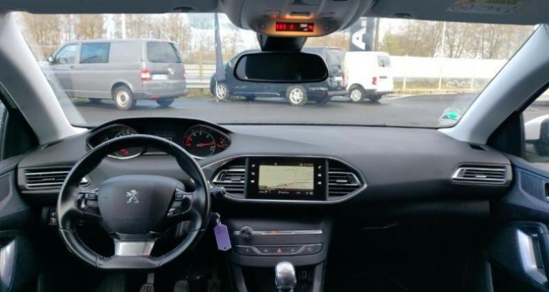 Peugeot 308 SW 1.5 BlueHDi 100ch E6.c S&S Active Business Blanc occasion à La Rochelle - photo n°6