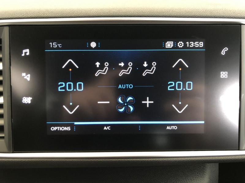 Peugeot 308 SW 1.5 BLUEHDI 130CH S&S GT LINE EAT8 7CV Blanc occasion à FENOUILLET - photo n°8