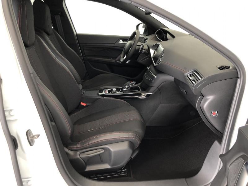 Peugeot 308 SW 1.5 BLUEHDI 130CH S&S GT LINE EAT8 7CV Blanc occasion à FENOUILLET - photo n°3