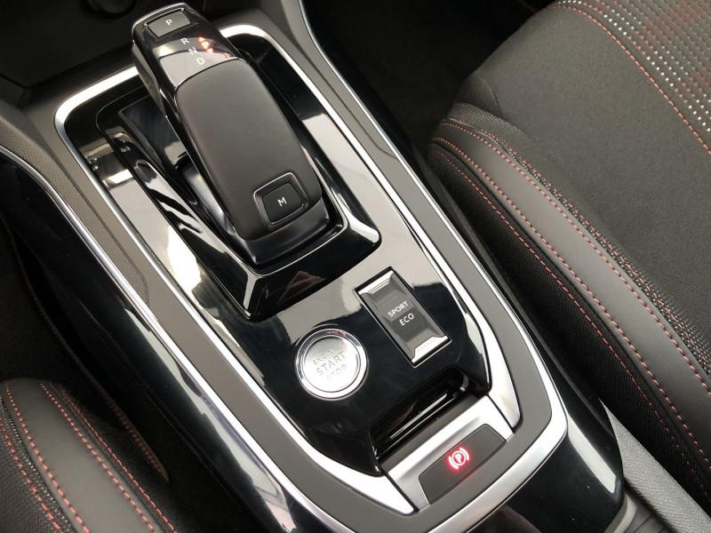 Peugeot 308 SW 1.5 BLUEHDI 130CH S&S GT LINE EAT8 7CV Blanc occasion à FENOUILLET - photo n°16
