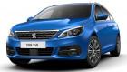 Peugeot 308 SW 1.5 bluehdi 130cv bvm6 allure pack Bleu à Ganges 34