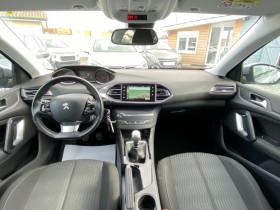 Peugeot 308 SW 1.6 BLUEHDI 120 ACTIVE GPS RADAR Gris occasion à Biganos - photo n°2